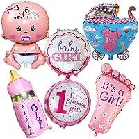 ... rosa ideales para la fiesta de nuevo bebes decoracion de bautizos cumpleaños , en cada mesa de invitado, en la de niños, en carrito de chuches ...