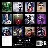 Image de Gothic Art 2016 Calendar