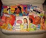 Vintage Collection of 15 DUTCH 1986 TINA Magazines For Teenagers, Graphic Novel Stories / Nederlandstalige Belgisch Vlaamse Strip Verhalen Tijdschriften [Collectible OOP] -  - amazon.co.uk