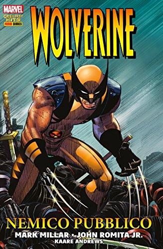 Wolverine. Nemico Pubblico (Marvel Collection) (Wolverine ...