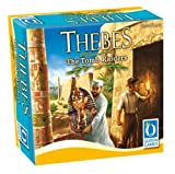 Queen Games 60753 - Thebes Tomb Raiders, Kartenspiel