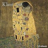 Klimt 2018 - Kunstkalender2018, Wandkalender, Broschürenkalender, Jugendstil - 30 x 30 cm
