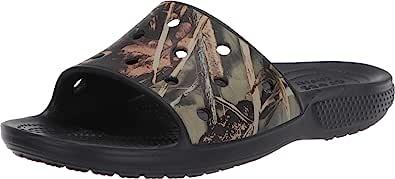 Crocs Unisex's Classic Slide Open Toe Sandals