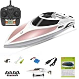 H102 RC Boat ORIGINAL 2.4GHz High Speed Remote Control Racing Boat With LCD Screen Gift Toy By PRIME TECH ™