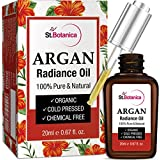 [Sponsored]StBotanica Argan Radiance Face Oil - 20ml - Skin Brightening, Anti Aging & Anti Wrinkle Serum