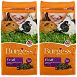 Burgess Excel Guinea Pig Nuggets with Mint, 10kg 8