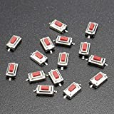Yongse 15st 3x6x2.5MM Momentary Tact SMD SMT Taster Mikroschalter 2 Pin