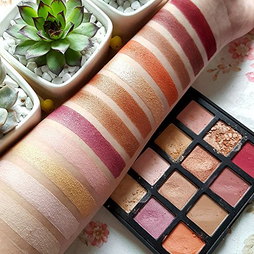 Value Makers Professional Palette Eye Shadows (Vegan)