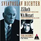 Mozart : Piano Concerto No.25 & Bach : Keyboard Concertos Nos 3 & 7