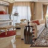 XQY Wohnzimmer Weinregal, Restaurant Weinregal, dekoratives Weinregal, Weinregale aus reinem Holz handgefertigt, um jeden Raum zu erfüllen