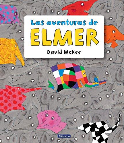 Las aventuras de Elmer (Elmer. Recopilatorio de álbumes ilustrados) por David McKee