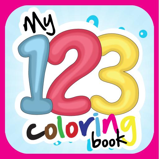 My 123 Coloring Book Pro: Amazon.de: Apps für Android