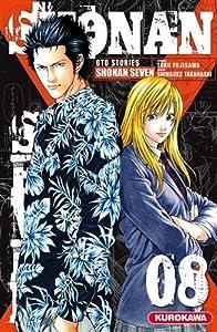 Shonan Seven - GTO Stories Edition simple Tome 8