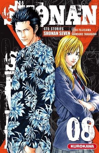 Shonan Seven - GTO Stories Edition simple Tome 8