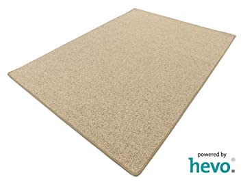 Teppich 200x200  Corfu HEVO ® Berber Kettel Teppich 200x200 cm Günstig: Amazon.de ...