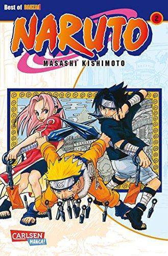 Naruto, Band 2