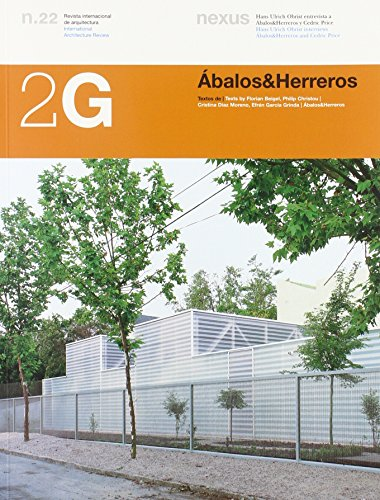 2G N.22 Ábalos & Herreros (2G: International Architecture Review Series)