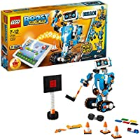 LEGO 17101 BOOST Creative Toolbox, 5 in 1 Model, Build Code and Play Toy