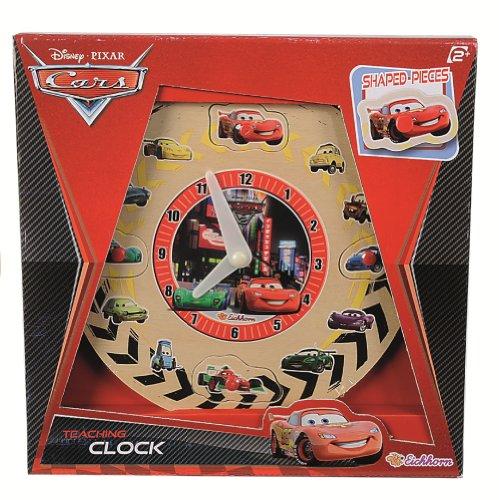 Eichhorn 100003285 - Disney Cars 2 Lernuhr (Disney Cars-uhren Für Jungen)