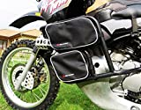 Taschen für Sturzbügel Honda XRV750 Africa Twin (4 Stücke)
