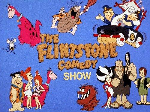Die Flintstones Comedy Show- Staffel 1 online schauen und