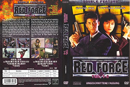 Bild von Red Force Double Feature ( 1 & 2 ) In the Line of Duty / Ultra Force