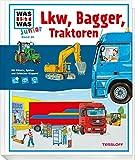 WAS IST WAS Junior: Lkw, Bagger, Traktoren (Bd.24)