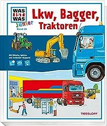 Lkw, Bagger, Traktoren