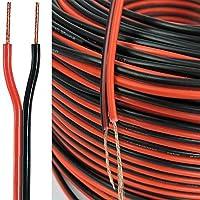 Verl/ängerungskabel Kabel 2 Pin JACKYLED 20M 22AWG Verl/ängerungskabel f/ür LED-Streifen Licht Einfarbig 3528 5050 65.5Ft