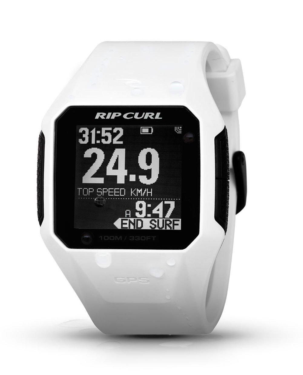 RIP CURL SearchGPS Smart Surf Watch In White A1111