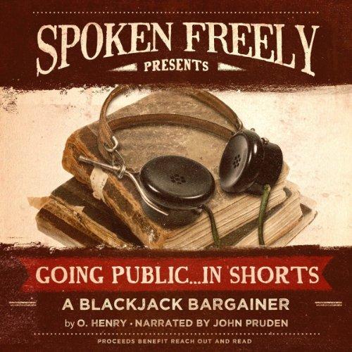 A Blackjack Bargainer  Audiolibri