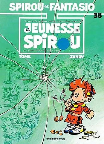 Album Spirou 38 - Spirou et Fantasio, tome 38 : La