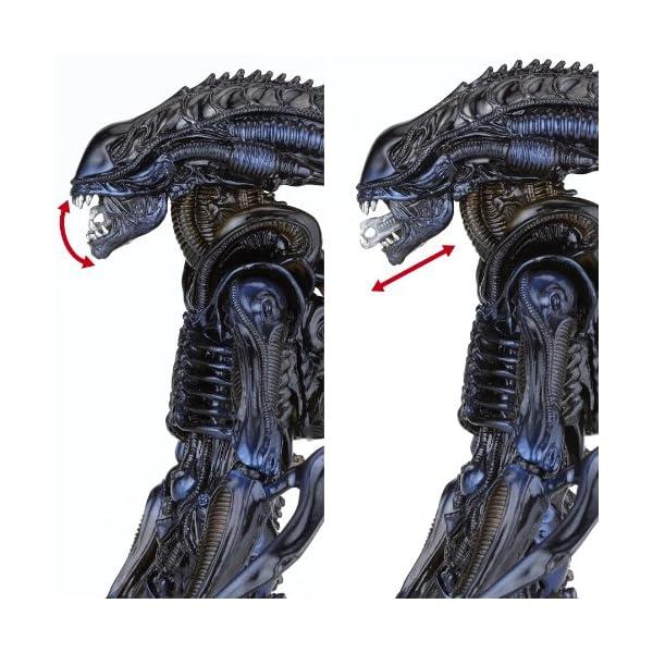 Aliens Revoltech SciFi Super Poseable Action Figure #016 Alien Warrior (japan import) 3
