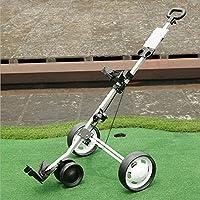 PGM Golf Carros de empujar y tirar para carrito de Golf