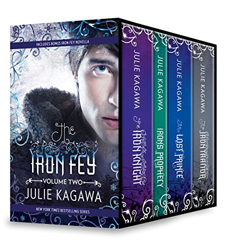 Iron Fey Series Volume 2: An Anthology (The Iron Fey) (English Edition)