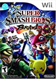 Super Smash Bros. Brawl (Wii) [Import UK, jeu en français]