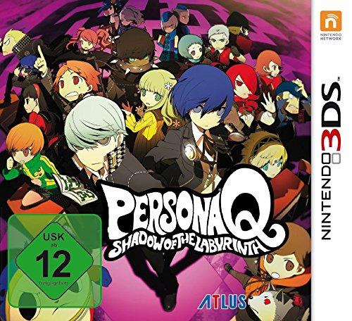 P3 Dual-karte (Persona Q - Shadow of the Labyrinth)