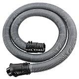 Spares2go, tubo flessibile per aspirapolvere Miele C1, C2,C3, Cat&Dog, Compact, Powerline, Ecoline, 1,8 m