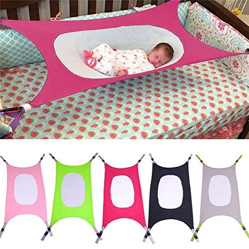 Culla amaca sviluppo sano per bambino sicurezza e comfort staccabile portatile viaggio lettino traspirante e resistente materiale