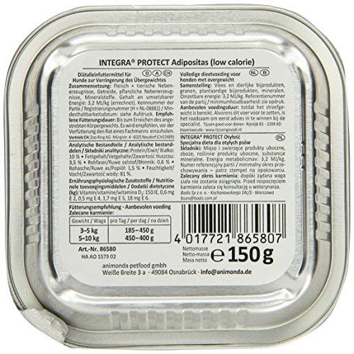 Integra Protect 86580 Adipositas 11 x 150 g Schale - 3