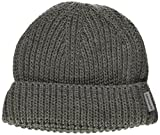 Carhartt Unisex Fedora Kay Rib Beanie, Grau (Dark Grey Heather), One Size