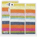 Geketto Store Cover Maglione Lana per Huawei Honor, Huawei Ascend P7
