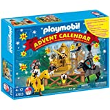 "Playmobil 4163 - Calendario de Navidad ""Torneo de Caballeros"""