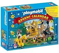 Playmobil 4163 Advent Calendar Knights' Tournament