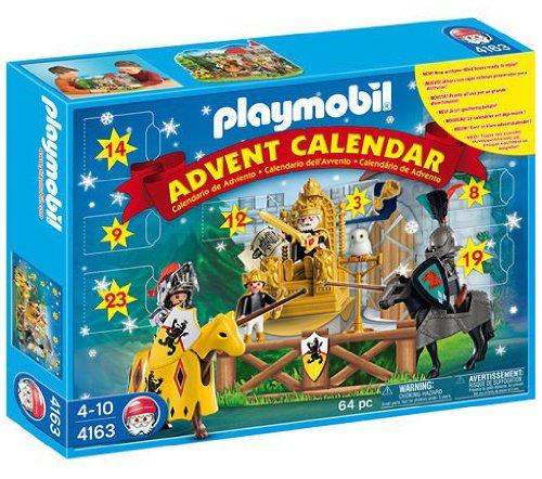 Imagen principal de Playmobil 4163 - Calendario de Navidad