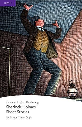 Sherlock Holmes Short Stories - Englisch-Lektüre für Fortgeschrittene ab B2 (Pearson Readers - Level 5)