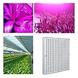 KSD 45W LED Grow Lampe Pflanzenlampe Pflanzenleuchte Pflanzenlicht Wachstumslampe 225 LEDs Rot&Blau für Hydroponik Innengarten Gewächshaus Obst Blumen Gemüse tageslicht Zimmerpflanzen …