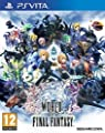 World Of Final Fantasy (PlayStation Vita) by Square Enix