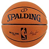 Spalding NBA Gameball Rep. (83-044Z), Orange/Schwarz, 7, 3001511010317