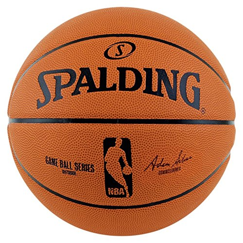 Spalding NBA Game Replica Sz.7 83-385Z Balón Baloncesto